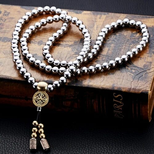 PEACEMAKER BUDDHA NECKLACE