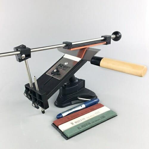 Upgraded Version Fixed-angle Knife Sharpener Kits