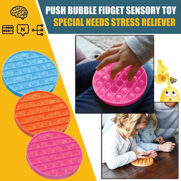 Push Bubble Toy