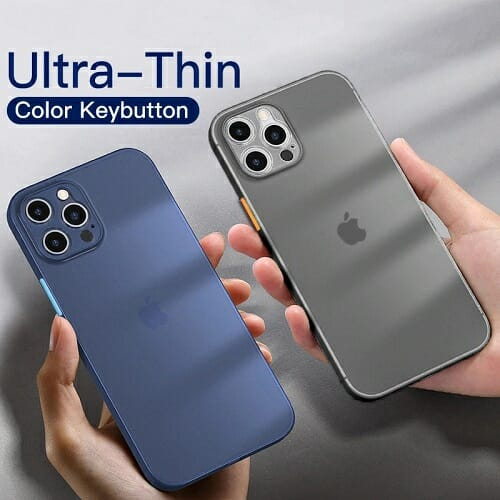 Shockproof Anti-Fingerprint Case