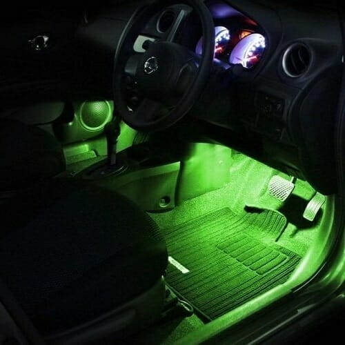 LED Atmosphere Car Lights