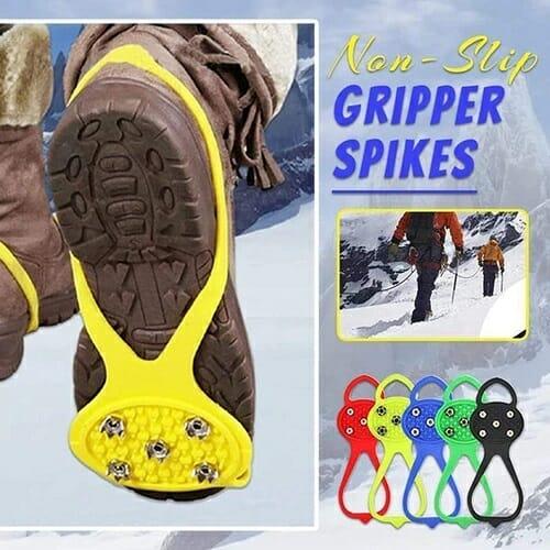 Universal Non-Slip Gripper Spikes