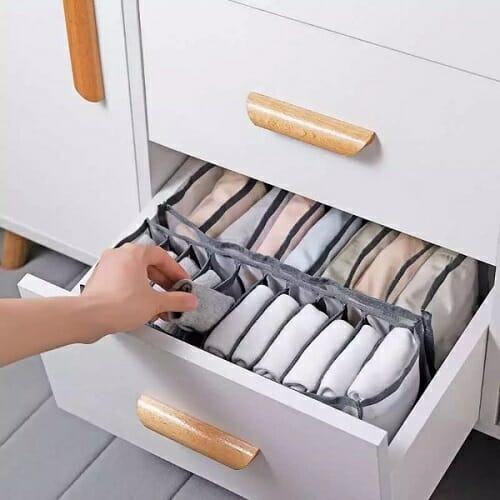 Closet Underwear Organizer- 3 SETS
