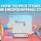 Pick Items For Your Dropshipping Store