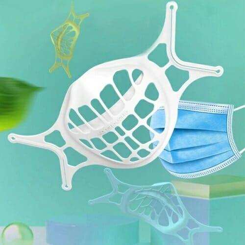 3D Silicone Breathable Bracket (4pcs)