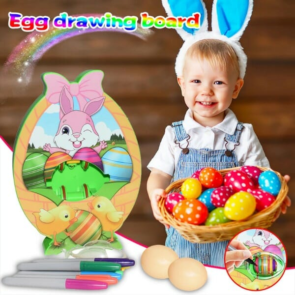 The Easter Egg Decoration Kit