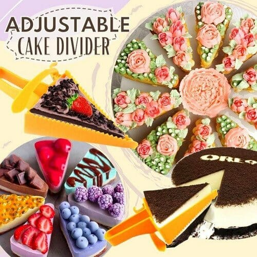 Adjustable Cake Divider