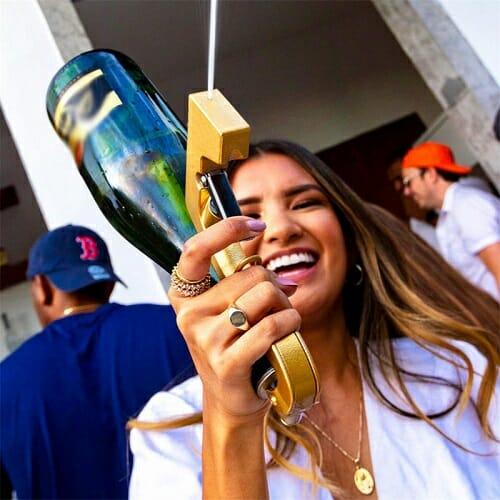 Champagne Gun Sprayer
