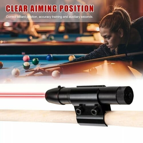 Snooker Cue laser Sight – Best Training Aid
