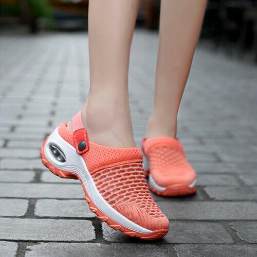 Women Breathable Walking Sandals