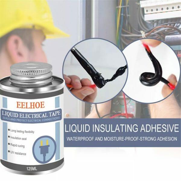 Liquid Insulating Rubber Coat