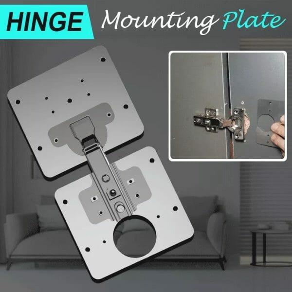 Hinge Side Plate Repair Piece – 3PCS