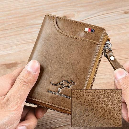 Men's RFID Blocking Wallet
