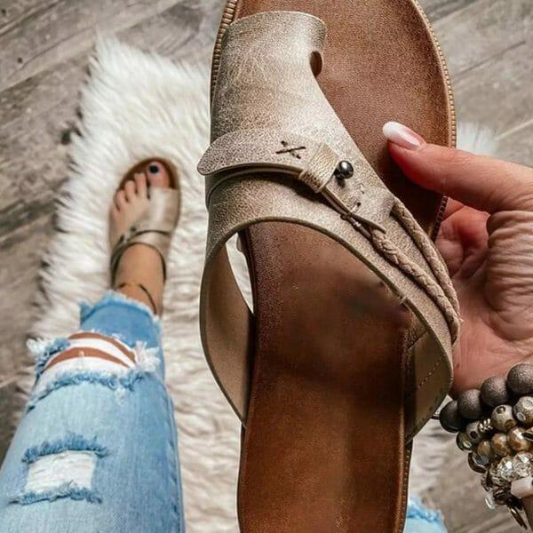 New Womens Orthotics Sandals
