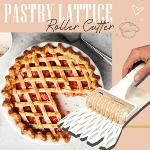 Pastry Lattice Roller Cutter