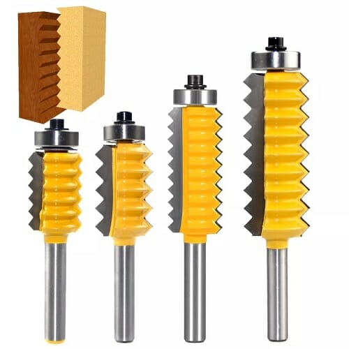 Tootock Tongue Groove Milling Router Bit