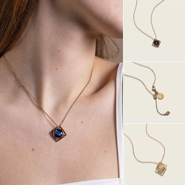 Women Astral Tetrad Necklace
