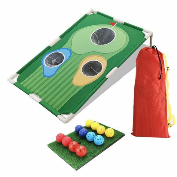 Golfer's Delight – Chipping Practice Set