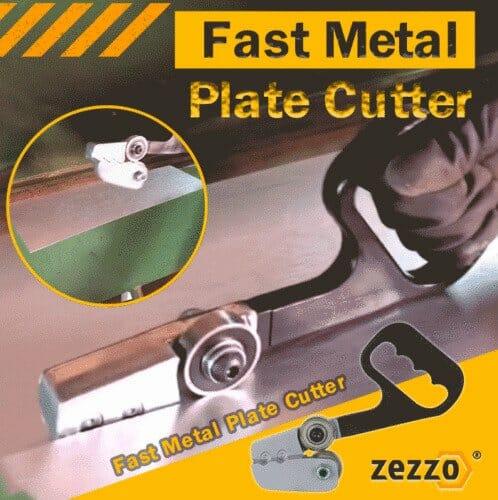 Fast Metal Plate Cutter