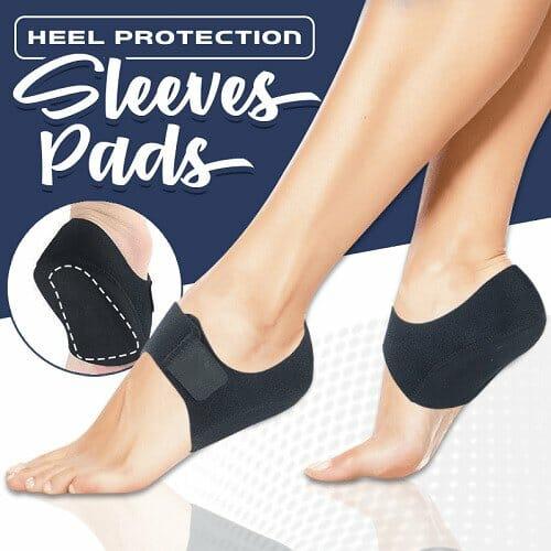 Heel Protection Sleeves Pads