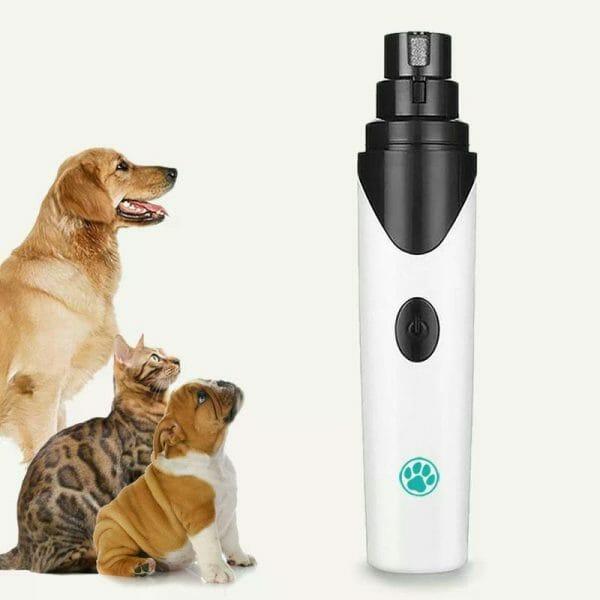 Safe Pet Nail Trimmer