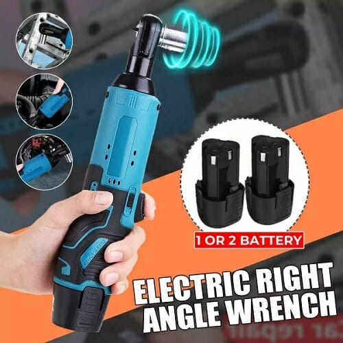 12V CORDLESS ELECTRIC RATCHET WRENCH