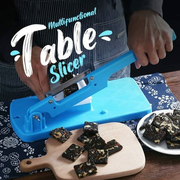 Portable Multifunctional Table Slicer