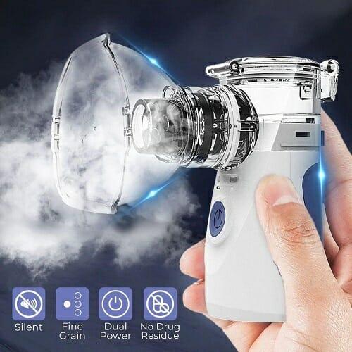 Ultrasonic Portable Nebulizer