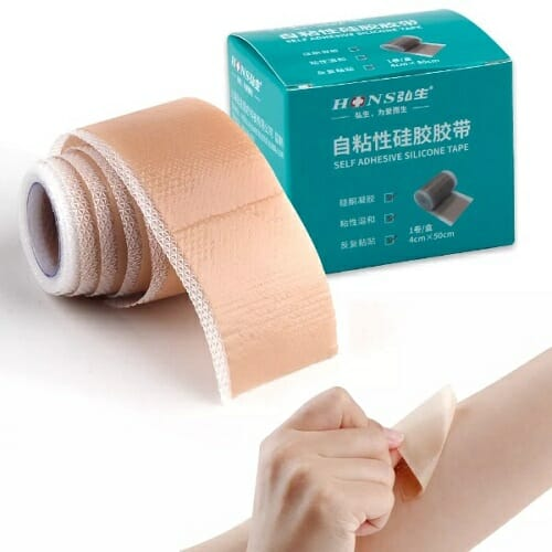 Surgery Scar Removal Silicone Gel Patch