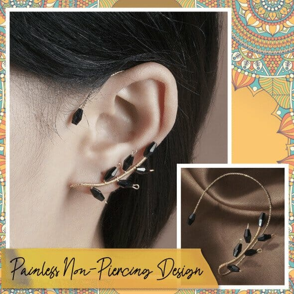 Vintage Ear Cuff Earrings