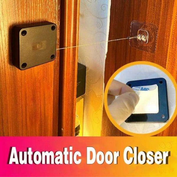 Multifunctional Automatic Door Closer