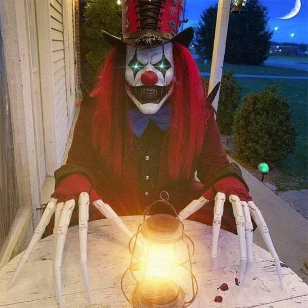 Halloween Articulated Fingers