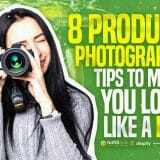 8 Product Photography Tips