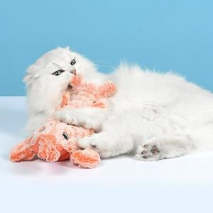 Floppy Lobster™ Interactive Electric Cat Toy