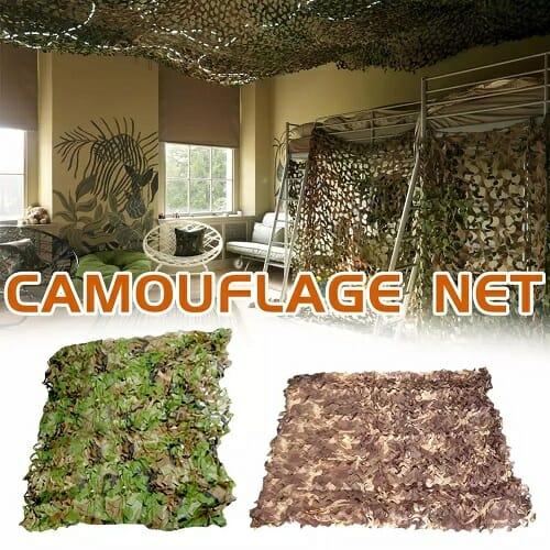 Multi-Purpose Camouflage Net